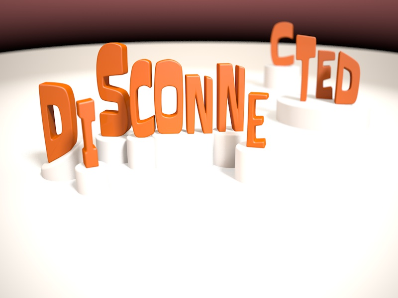 3D Type – Disconnected
