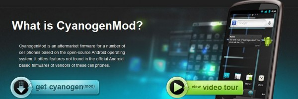 The Cyanogen Website