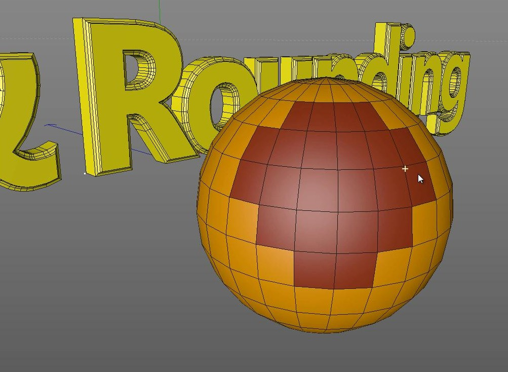 Selections for Caps and Rounding – jamie3d
